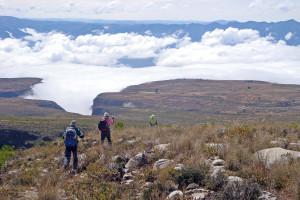 Trekking im Toro-Toro-Nationalpark