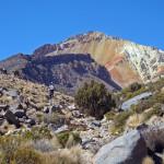 Abstieg Vulkan Tunupa
