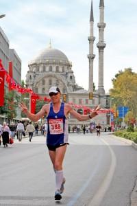 Istanbul Marathon: Der Lauf auf zwei Kontinenten