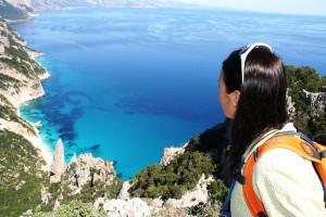 Wanderung zur Bucht von Cala Goloritze