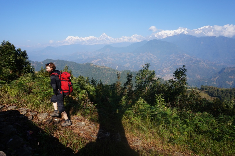 Der Royal Trek lockt mit majestätischen Ausblicken auf die umliegende Bergwelt.