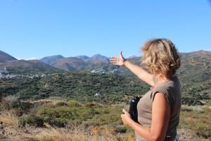 Bergdörfer, die auch Teil unserer Wanderungen sind