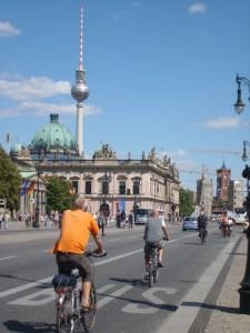 Mit dem Rad entspannt und sportlich durch Berlin