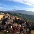 """Der """"Berg der Berge"""" begleitet Siziliens Besucher auf Schritt und Tritt"""