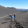 Wanderung zum Weihnachts-Krater am Vulkan Lonquimay - passend zum Reisetermin :)