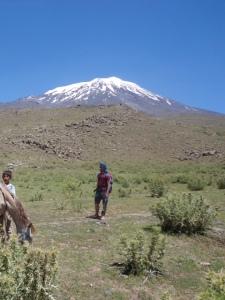 Auf anderen Wegen zum Ararat (Juli 2014)