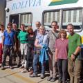 Zugfahrt von Oruro nach Uyuni