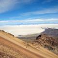 Nach Besteigung des Tunupa am Rand der Salzwüste übernachten Sie in Uyuni