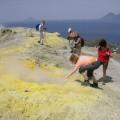 Seit dem Jahr 2000 gehören die Liparischen Inseln aufgrund ihrer vulkanischen Aktivität zum UNESCO-Weltnaturerbe