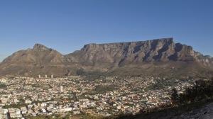 Zwischen Indischem und Atlantischem Ozean liegt Kapstadt, eine der schönsten Städte der Welt
