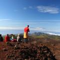 """Von """"Teneriffas Dach"""" hat man Blick auf die anderen Kanareninseln."""