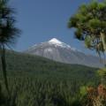 Der Teide mit 3718 m ist der dritthöchste Inselvulkan der Erde.