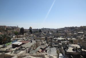 ... und nächstes Jahr in Jerusalem