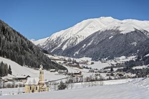 Ein Langlaufparadies in Südtirol: das Gsiesertal.
