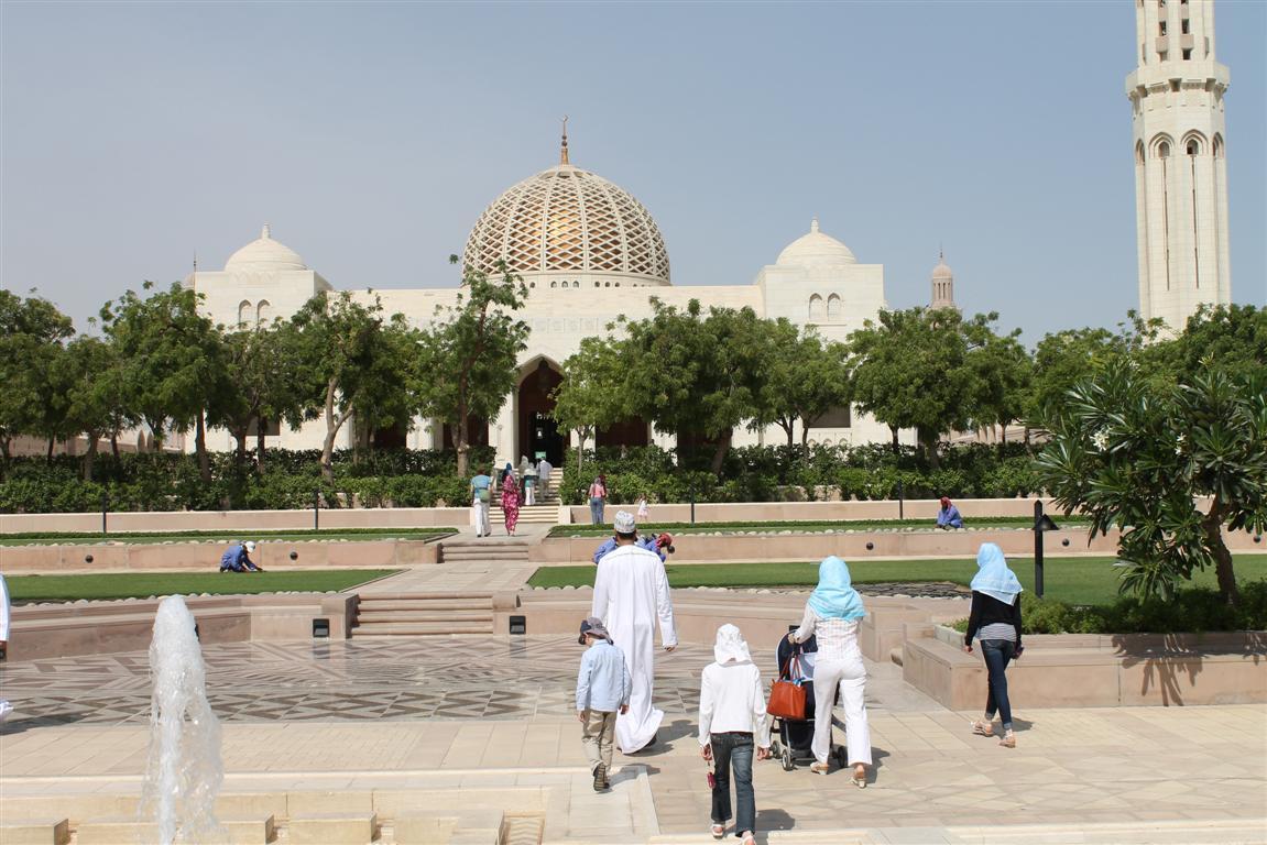 Moschee des Sultan