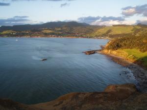 Küstenstreifen in Northland