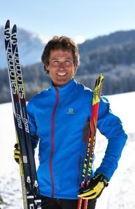 Fährt mit schulz sportreisen zum Vasalauf: Langlaufass Peter Schlickenrieder