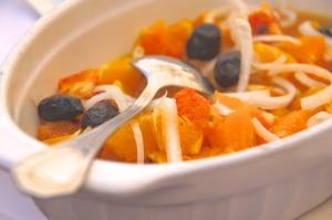 Sizilianischer Orangensalat