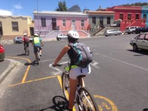 Kapstadt per Rad erkunden