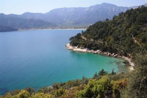 Die grüne Insel Thassos lockt mit Stränden und kulturellen Schätzen