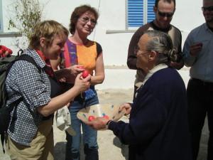 Kretische Gastfreundschaft