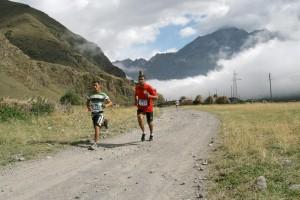Kasbek-Marathon - ein Lauf im Großen Kaukasus
