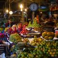 Marktbesuch in Cochabamba