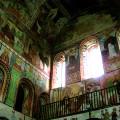 Fresken in Klosterkirche Gelati