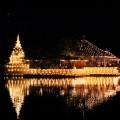 Ganz Kandy ist zum Fest herrlich beleuchtet (Copyright Kooperationspartner)