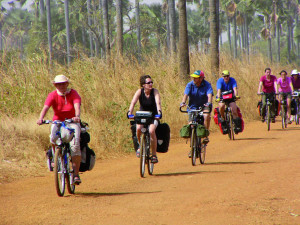 Auf guter Piste unterwegs durch Gambia und Senegal