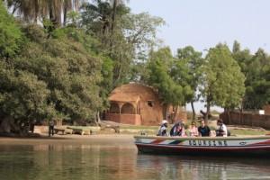 Auf der Piroge durchs Sine-Saloum-Delta