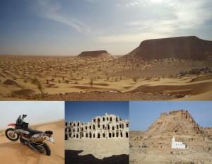 Wüste, Berge, Schluchten und Souks …