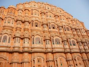 Der Palast der Winde - Eine unter vielen Sehenswürdigkeiten in Jaipur