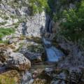 Soča-Quelle erreicht