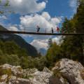 Trekking-Tour im Trenta-Tal