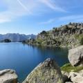 Gebirgssee im Nationalpark Aigüestortes