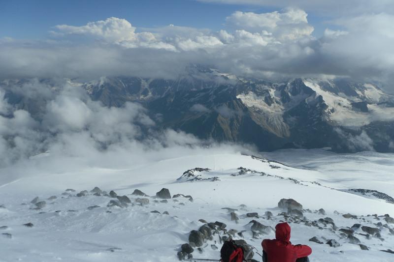 Auf anderen Wegen zum Elbrusgipfel