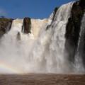 Iguazú: Bootsfahrt auf der argentinischen Seite