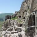 Das Höhlenkloster Vardsia bestand aus ca. 3000 Höhlenwohnungen!