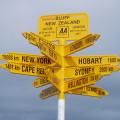 Neuseeland - weit weg von überall!