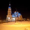 Mariä-Himmelfahrt-Kathedrale – Start und Ziel des Siberian Ice (Half-)Marathon