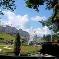 Schloss Peterhof - die Sommerresidenz der Zarenfamilien besuchen wir am Samstag vor dem Lauf