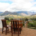 Die Winelands im Hinterland von Kapstadt