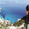 Blick auf die Bucht von Cala Goloritze