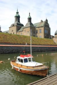 Klosterburg Vadstena in Östergötland, Schweden