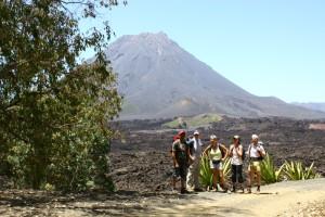 Der Pico do Fogo schweigt wieder