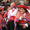 Traditionelle Feste finden in Peru fast an jedem Tag des Jahres statt