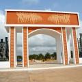 Ouidah ist ein ehemaliger Sklavenmarkt. Die Feiern zum Voodoo-Festival finden rund um das 'Tor ohne Rückkehr' statt.
