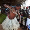 Zahlreiche Voodoo-Zeremonien finden während des Festivals statt.