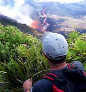 Vulkanismus auf La Réunion